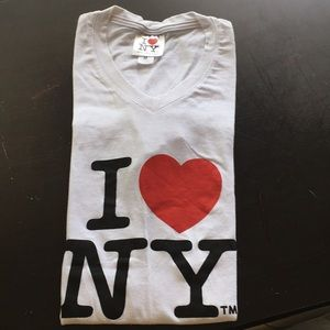 Tops - New without tags. I ❤️ NY s/s t-shirt